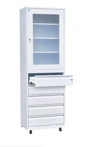 Шкаф для медикаментов и документации ШМД-07, фото 2