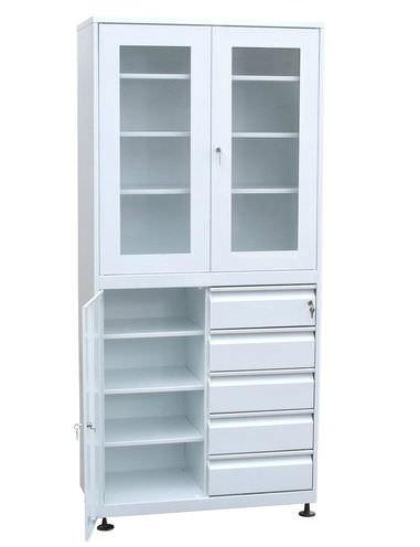 Шкаф для медикаментов с ящиками, фото 2