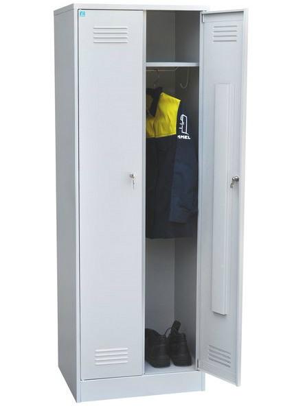 Шкаф для одежды двухстворчатый сварной, фото 2