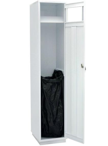 Шкаф для одежды одностворчатый для грязной одежды, фото 2