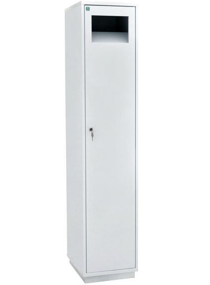 Шкаф для одежды одностворчатый для грязной одежды