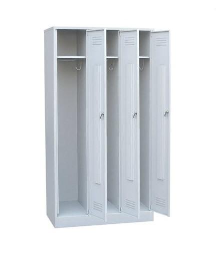 Шкаф для одежды трёхстворчатый разборный, фото 2