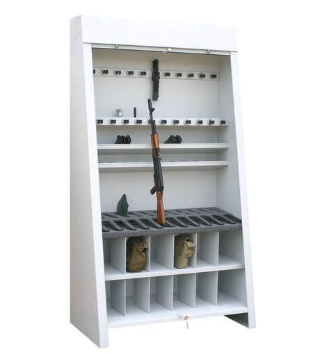 Шкаф для оружейных комнат Пирамида, фото 2