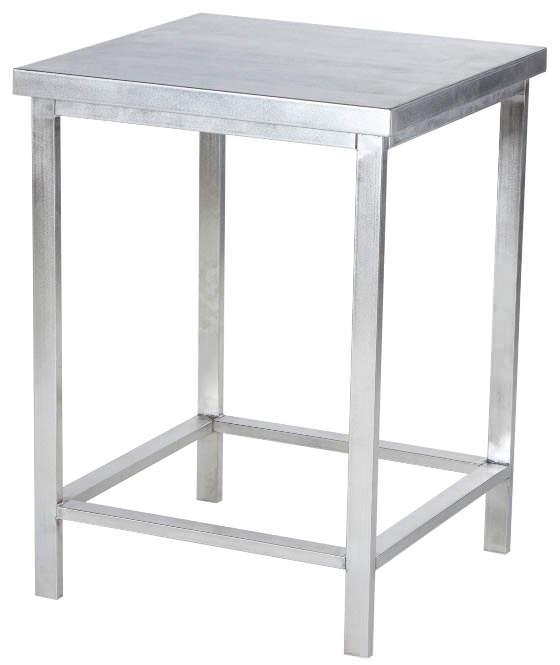 Стол производственный без борта длина 1100 мм