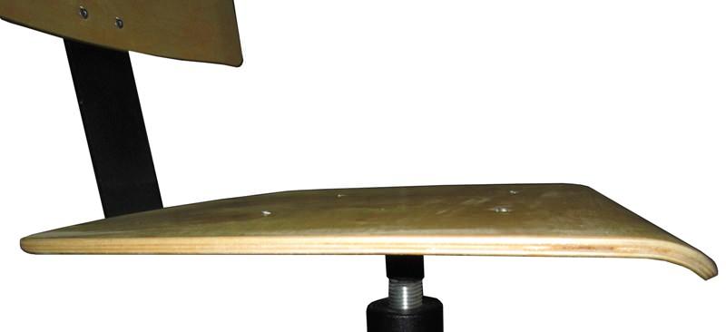 Стул винтовой с прямой формой спинки СтПД-01, фото 2