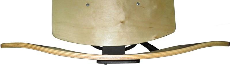 Стул винтовой со спинкой сложной формы СтПД-02, фото 2